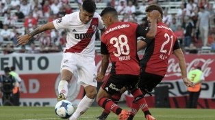 River juega ante Newell's después de perder la final de la Libertadores