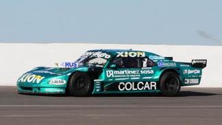El Chevrolet de Agustín, campeón del TC en el 2019.