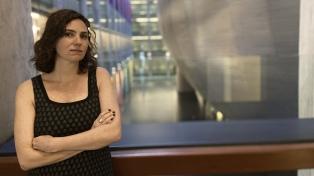 """Inés Ulanovsky fue la ganadora del """"Premio Leamos"""" del Festival Basado en Hechos Reales"""
