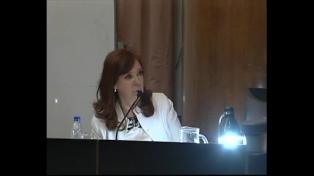 """La Asociación de Magistrados reclamó """"respeto"""" a Cristina Kirchner"""