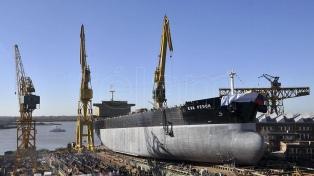 Llegaron técnicos venezolanos para evaluar el estado de dos buques
