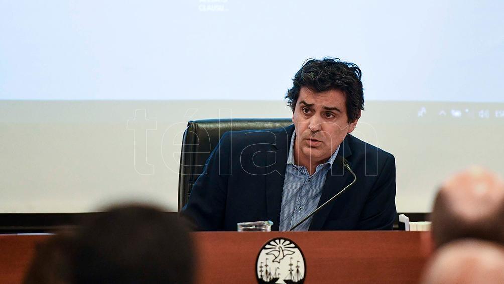 El juez Gonzalo Rúa.resolvió condenar a prisión efectiva de seis meses a un hombre acusado de incumplir los deberes de asistencia familiar.
