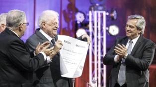 Fernández confirmó que Ginés González García será ministro de Salud