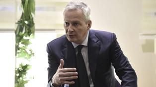 """Francia responderá """"con contundencia"""" a los aranceles anunciados por Trump"""