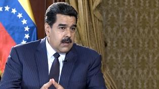"""Maduro busca crear un grupo de """"países amigos"""" para fortalecer la democracia"""