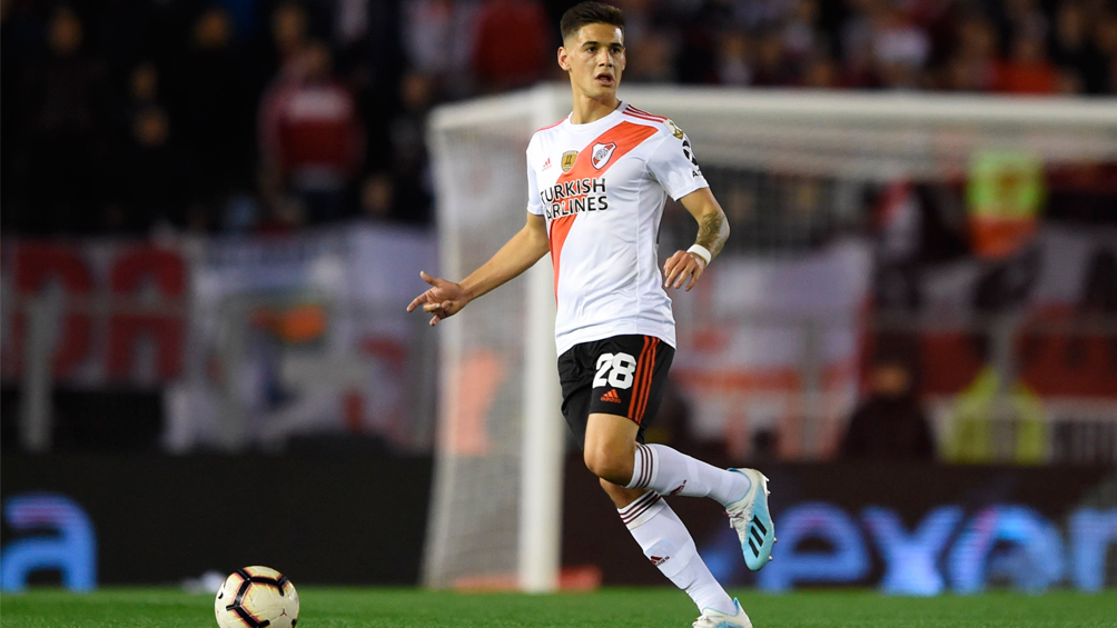 River recibió una oferta oficial por Lucas Martínez Quarta