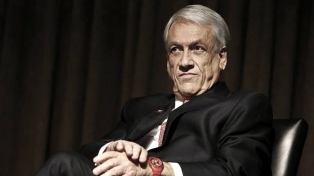 Controversia por el funeral del tío del presidente Piñera