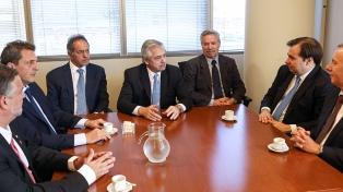 Alberto Fernández confirmó a Solá como canciller y a Scioli como embajador en Brasil