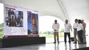 México anunció el hallazgo del mayor yacimiento de petróleo en más de 30 años