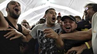 Primera semana de Riquelme en el poder: viaje a Paraguay y definición del nuevo DT