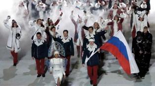 Rusia no podrá participar en competencias deportivas durante cuatro años