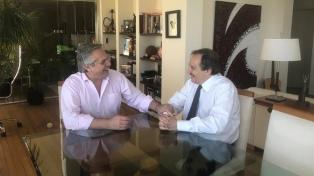 Ricardo Alfonsín será embajador en España