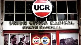 """El """"Radicalismo Auténtico"""" dijo que Macri es """"una persona sin valor y sin valores"""""""