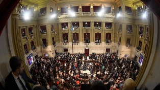 Las repercusiones tras las palabras en la Asamblea Legislativa