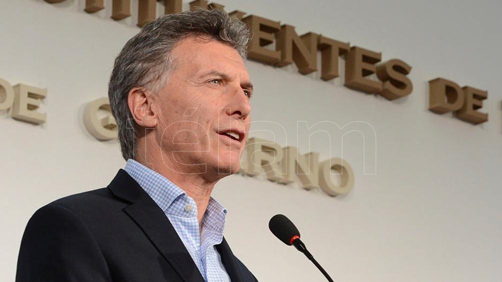 Macri y Campbell compartieron hoy una actividad política junto a otros dirigentes del PRO.