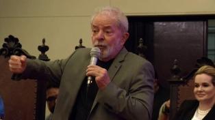 Fernández se comunicó con Lula y dijo que siempre supo que el ex presidente era inocente