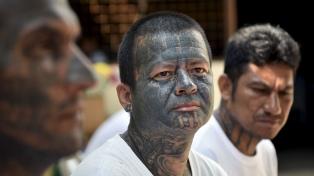 Terminó con fuertes condenas un inédito juicio a 400 integrantes de la Mara Salvatrucha