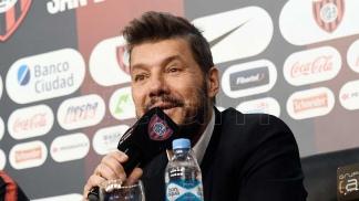 Desmentida de la La Liga Profesional de Fútbol que preside Marcelo Tinelli