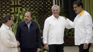 """La ALBA cerró su cumbre con una denuncia sobre la """"falsedad estadounidense"""""""