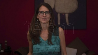 """Gómez Alcorta afirmó que el """"Estado debe aportar para reducir la violencia"""" de género"""