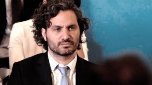 """Cafiero explicó que """"no se modifican las alícuotas"""" de las retenciones a la exportaciones"""