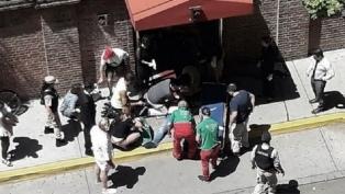 Trasladaron a Buenos Aires a los acusados de integrar la banda que mató al turista inglés