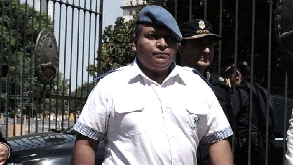 Luis Chocobar, efectivo de la Policía de Avellaneda, declaró que le disparó al delincuente porque pensó que iba a sacar un arma.