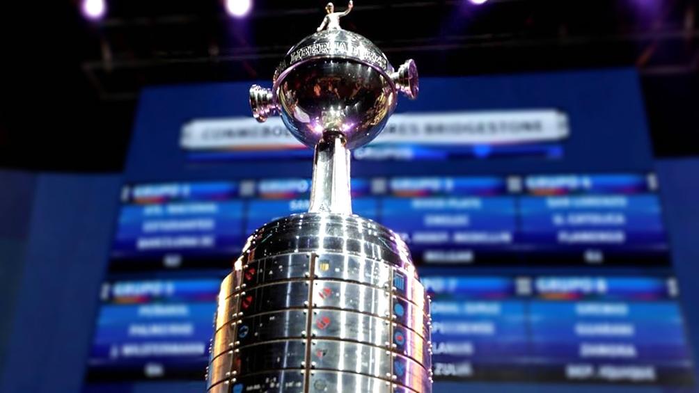 La Copa Libertadores se encuentra disputándose la fase de grupos con 5 conjuntos argentinos