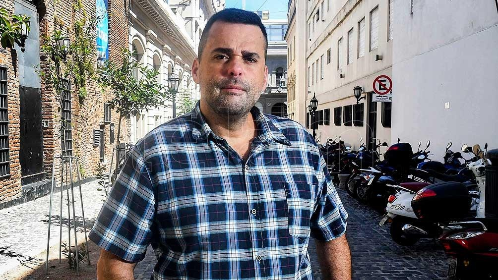 Daniel Menéndez, dirigente nacional de Somos-Barrios de Pie, será candidato a diputado nacional por el FdT bonaerense.