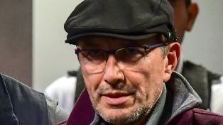 Se negó a declarar el ex policía extraditado desde Francia