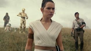 """Daisy Ridley: """"Esta trilogía de Star Wars dio un paso gigante en cuestiones de género"""""""