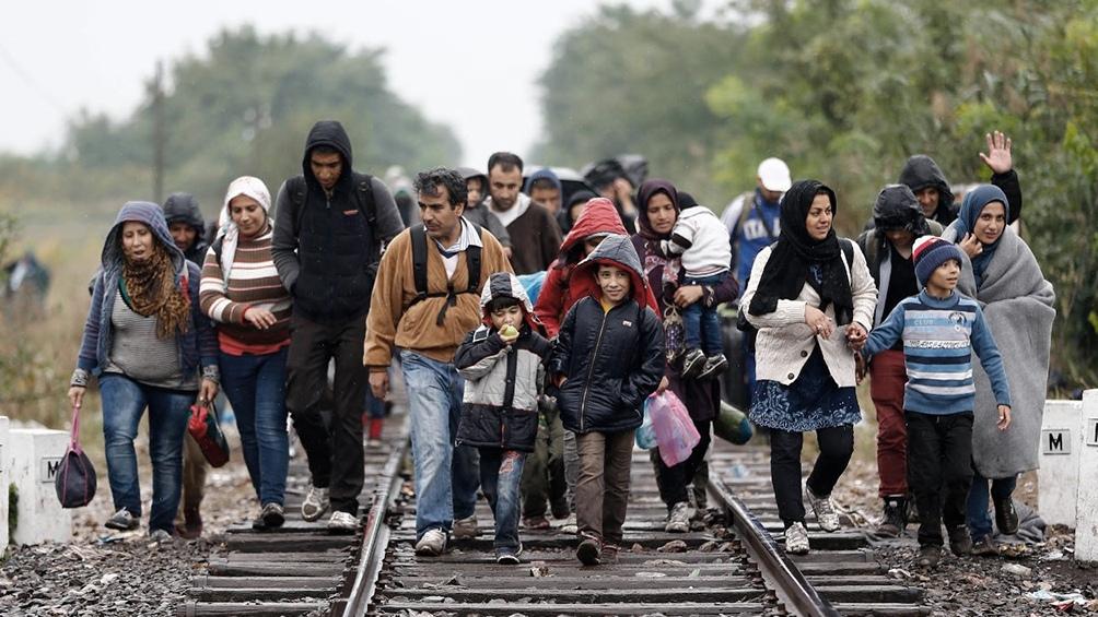 Durante su mandato, Trump sumó 80 nuevos centros de detención para migrantes menores. Hoy suman 200 con 13.200 camas.