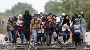 Ya no retienen a refugiados tras el ataque en Siria