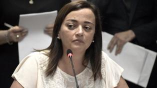 """Cecilia Moreau: """"Habrá cambios en el proyecto de modificación del mínimo de Ganancias"""""""