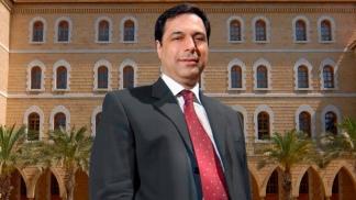 Hassan Diab, el cuestionado primer ministro libanés