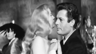 """Reponen """"La dolce vita"""", obra maestra de Federico Fellini"""