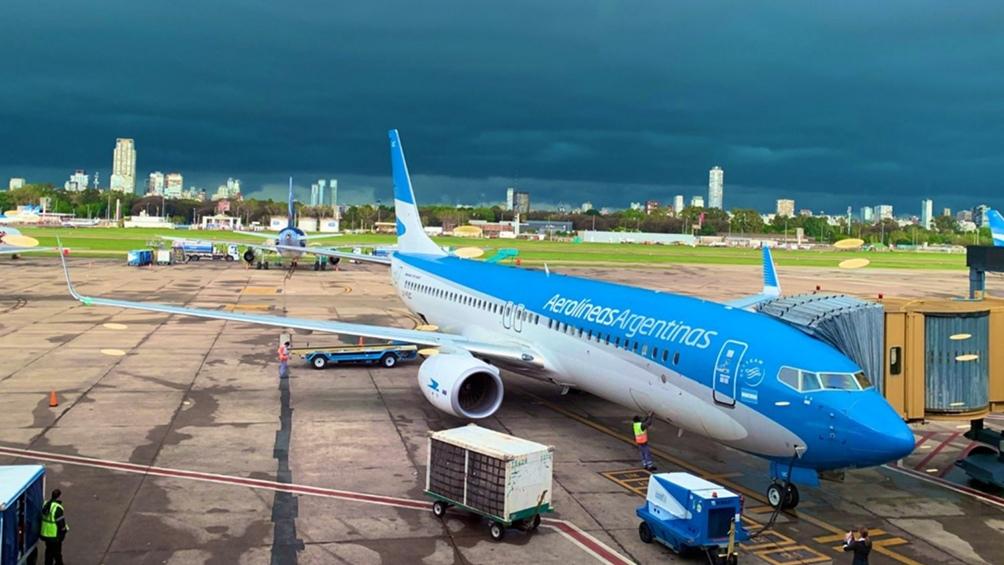 El Aeroparque Metropolitano Jorge Newbery se suma al corredor seguro.