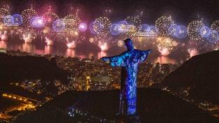Río de Janeiro espera unas 3 millones de personas en su fiesta de Año Nuevo
