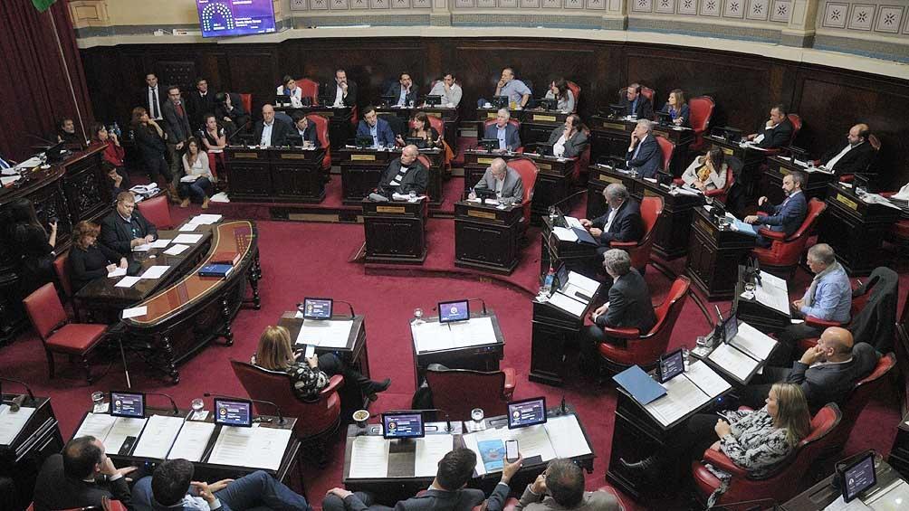 La Legislatura bonaerense sancionará el Presupuesto provincial