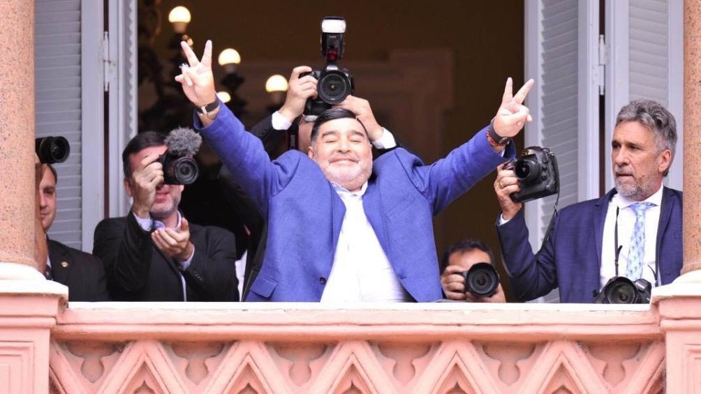 Maradona: 60 frases en 60 años