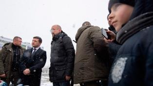 Kiev y separatistas pro rusos intercambian más de 200 prisioneros