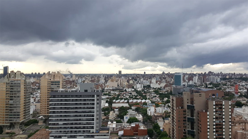 Se esperan tormentas y una máxima de 30 grados en la Ciudad de Buenos Aires y alrededores