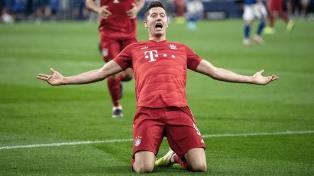 El polaco Robert Lewandowski fue el goleador de 2019 según la IFFHS