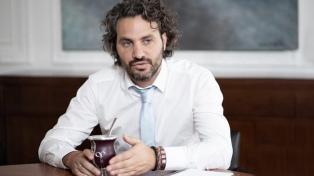 Santiago Cafiero recibió a Juan Grabois para analizar el plan contra el hambre
