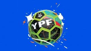 YPF vuelve a comprar pelotas de cuero nacionales para sus promociones