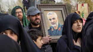 Irán ejecutará a un espía que le dio información a EEUU e Israel para matar al general Soleimani