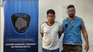 Detienen a otro miembro de la banda de ladrones de turistas extranjeros