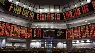 Las bolsas mundiales operan en baja y se recupera el precio del petróleo