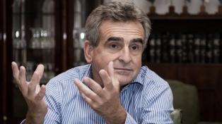 Rossi diferenció la responsabilidad penal de la política en el ARA San Juan