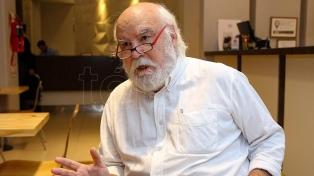 Juan Sasturain será el nuevo director de la Biblioteca Nacional
